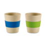 Picture of Bamboo and rice fibre cup