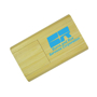 Bamboo Twist Drive with 1 colour print logo