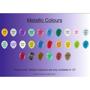 metallic latex balloon colour chart
