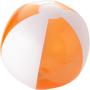 BONDI Beach Ball  in orange and white