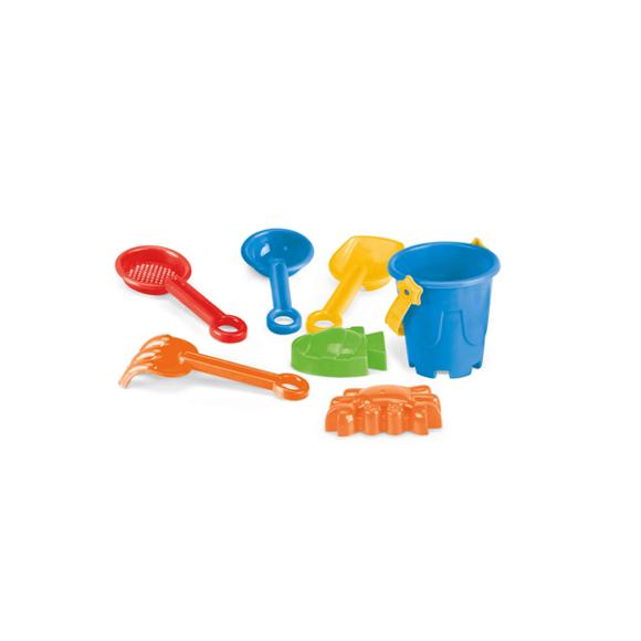 bucket and spade beach set