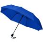 """21"""" foldable auto open umbrella in blue"""