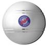 6 Ball Jeu De Boules Set silver ball with 3 colour print logo