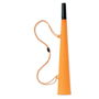 Noise Maker Horn With Cord - Orange