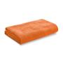 Beach towel in orange