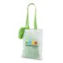 Beach towel in a bag with full colour print logo