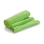 Beach towel in a bag in green