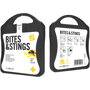 Bites And Stings First Aid Kit in black