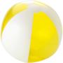 BONDI Beach Ball in yellow and white