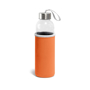 Clear Bottle With Softshell Pouch Orange