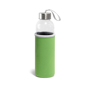 Clear Bottle With Softshell Pouch Green
