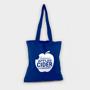 promotional bag in blue