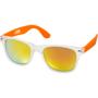 California Sunglasses with orange arms