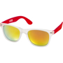 California Sunglasses with red arms