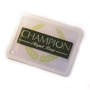 white champion rectangular magnet