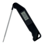 Check It BBQ Thermometer in black