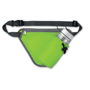 Chuino Waist Bag in Green With Sports Bottle