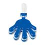 Plastic Hand Clapper - Blue