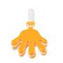 Plastic Hand Clapper - Yellow