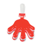 Plastic Hand Clapper - Red