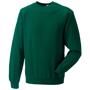 Classic Sweatshirt in green with crew neck