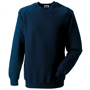 Classic Sweatshirt in navy with crew neck