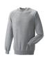 Classic Sweatshirt in grey with crew neck