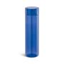Clear coloured bottle Blue
