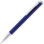 clip  clic ballpoint pen in blue
