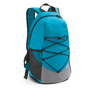 Turim Colourful backpack in blue and grey with black details