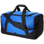 Columbia Travel Bag in blue with black straps and details