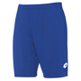 Delta shorts to match Delta jersey in blue with 1 colour print on left hand side of left leg