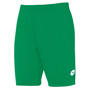 Delta shorts to match Delta jersey in green with 1 colour print on left hand side of left leg
