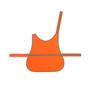 orange dog coat