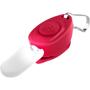 Eagle Zipper Puller Key Light in red