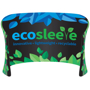 curved eco exhibition stand