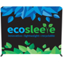 eco exhibition stand backdrop sign