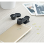 Effects Universal Lens Set clip on phone in black