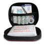 open view of the eva first aid kit