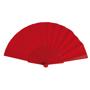 Fabric Tela Fan in red