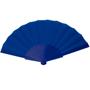 Fabric Tela Fan in blue
