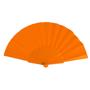 Fabric Tela Fan in orange