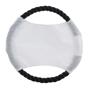 white flybit pet frisbee