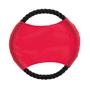 red flybit pet frisbee