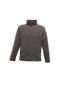 Full Zip Microfleece in grey with 2 zipped lower pockets