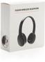 Fusion Wireless Headphones presented in box