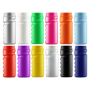 Grip sports bottle body only, showing 12 different colour options.
