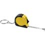 yellow habana measuring tape key ring