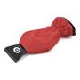 Ice Scraper Glove in red