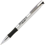 Intec Pen in silver with 1 colour print